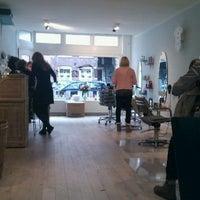 Photo taken at McTavish Hairsalon by Milena A. on 12/16/2011