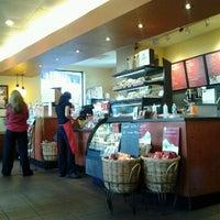 Photo taken at Starbucks by Nathalie💜 on 12/12/2011