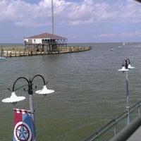 Photo taken at Kemah Boardwalk by Landon S. on 6/10/2012