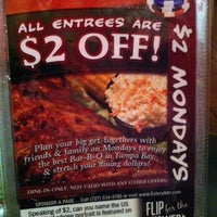 Photo taken at Pit Boss Bar-B-Q by Eatery A. on 10/1/2011