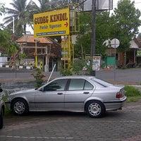 Photo taken at Gudeg Kendil Bu Djuminten by Wiwied B. on 1/5/2012
