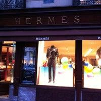 Photo taken at Hermès by R A. on 12/23/2011