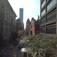 Photo taken at Hunter College 3rd Floor Bridge by Emily S. on 10/18/2011