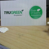 Photo taken at TruGreen Lawn Care by Tonya C. on 8/22/2012