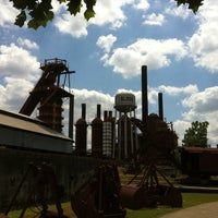 Photo taken at Sloss Furnaces National Historic Landmark by Towner B. on 5/17/2011