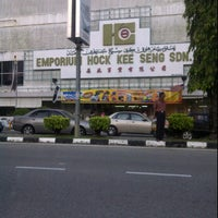 Photo taken at Emporium Hock Kee Seng by Shahrom A. on 9/6/2011