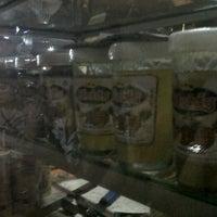 Photo taken at Roti Bakar Ibu iis by Feby L. on 1/25/2012