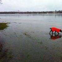 Photo taken at Krutudden by Erika N. on 1/4/2012