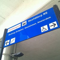 Photo taken at Busstation Hoofddorp by Arne T. on 7/20/2011