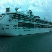 Das Foto wurde bei Singapore Cruise Centre von Kah Kay A. am 12/18/2011 aufgenommen