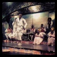 Photo taken at Yod Abyssinia Cultural Restaurant by David B. on 7/17/2012