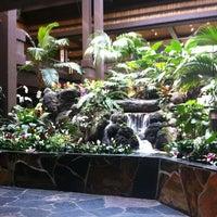 Photo taken at Disney's Polynesian Village Resort by Billy F. on 6/9/2012