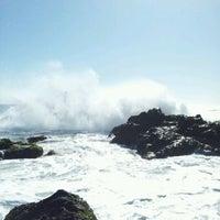 Photo taken at Cerritos Beach Club & Surf by Karlost C. on 3/20/2012