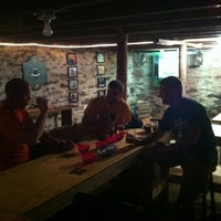 Photo taken at Lance's Underground Tavern by Doug W. on 7/12/2012