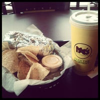 Photo taken at Moe's Southwest Grill by Chad W. on 7/17/2012