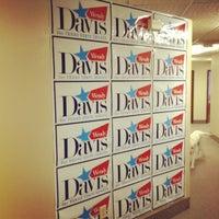 Photo taken at Sen. Wendy Davis - District Office by Connor on 6/22/2012