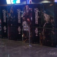 Photo taken at Cineport 10 - Allen Theatres by Kevin S. on 5/2/2012