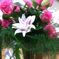 Photo taken at Bloomfields Floral Market by Susan Yawn G. on 3/21/2012