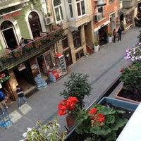 Photo taken at Cafe Bi-Melek by Ferhat K. on 4/16/2012