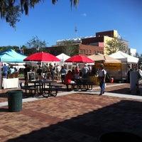 Photo taken at Winter Garden Farmer's Market by Darren A. on 10/22/2011