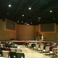 Photo taken at Springcreek Community Church by Travis on 4/13/2011
