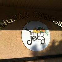 Photo taken at Yongsan Commissary by Jose S. on 12/3/2011