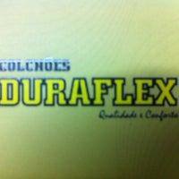Photo taken at Colchões Duraflex by Camila B. on 11/8/2011