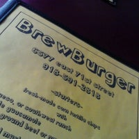 Photo taken at Brewburger by Rich L. on 11/12/2011