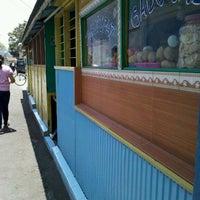 Photo taken at Kupat tahu Gunung Lumbung by nugraha e. on 10/16/2011