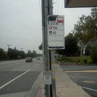 Photo taken at 226th Street/Norwalk Avenue Bus Stop 102/42 by Ray B. on 10/24/2011