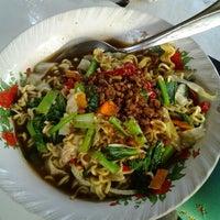 Photo taken at warung Buk Man by Gusti P. on 4/13/2012