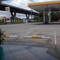 Photo taken at Shell by korn S. on 4/12/2012