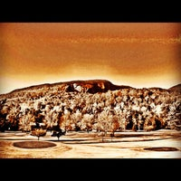 Photo taken at Black Mountain Golf Course by Rick S. on 11/13/2011