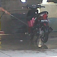Photo taken at Dinar car wash by Dicky P. on 7/19/2012