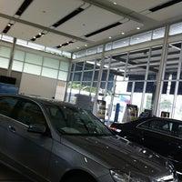Photo taken at Benz Praram 3 by Jik B. on 10/20/2011