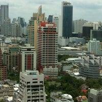 Photo taken at Bandara Suites Silom by Matt H. on 8/27/2012