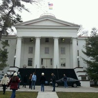Photo taken at Gettysburg College - Pennsylvania Hall by Bart L. on 3/1/2012