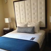 Photo taken at Warwick Allerton Hotel Chicago by Joe C. on 8/18/2012