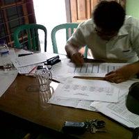 Photo taken at Kantor Sanbe Blitar by Sigit P. on 12/1/2011