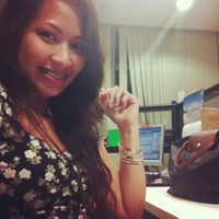 Photo taken at United Overseas Bank Limited by Stella Marie on 3/27/2012