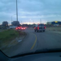 Photo taken at I- 290 & I-90 Interchange by Patrick F. on 11/10/2011