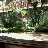 Photo taken at Faculdade de Ciências da Saúde (FS) by Angélica P. on 8/17/2011