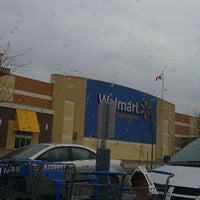Photo taken at Walmart Supercentre by Rawle R. on 11/9/2011