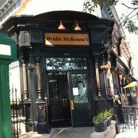 Photo taken at Bridie McKenna's Irish Pub by Nuala K. on 9/1/2011