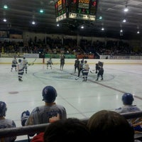 Photo taken at Fife Ice Arena by Neil C. on 1/14/2012
