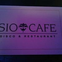 Foto scattata a Sio Cafe da Davide B. il 9/1/2012