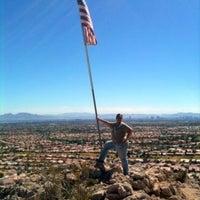 Photo taken at Top Of Prayer Mountain by JG on 3/28/2011