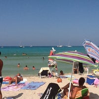 Photo taken at San Vito Lo Capo by Carlo A. on 7/27/2012