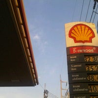 Photo taken at Shell พัทยาใต้ by Ae G. on 3/19/2012