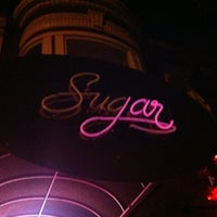 Photo taken at Sugar Lounge by William J. on 4/21/2012